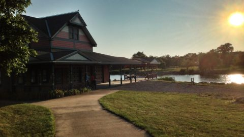 Boathouse Cleaning Day is Sat. April 22