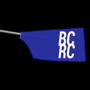 BCRC oar blade